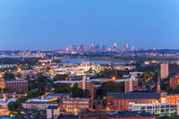 Downtown Lynn & Boston in the background